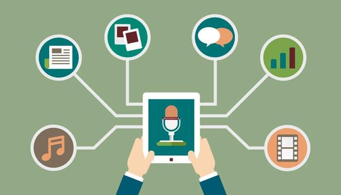 Mantener e iniciar comunicación online con clientes